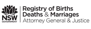 NSW Registry of Births, Deaths and Marriages