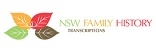 NSW Family History Transcriptions